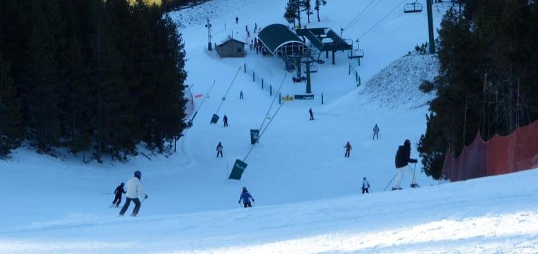 Sortida d'esquí i snow a La Massella