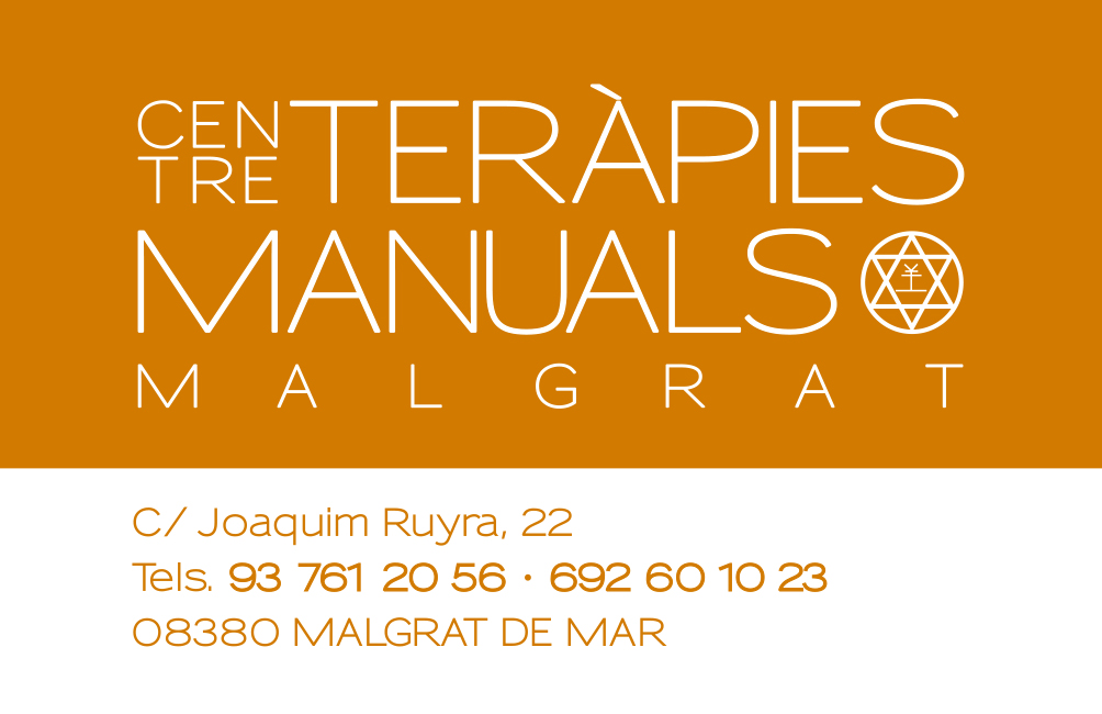 TERAPIES MANUALS